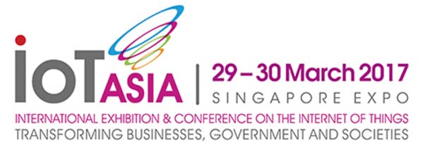 IOT Asia 2017 ; Supply chain visibility solutions Singapore ; Equipment conditioning Singapore