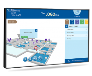 Patient engagement, digital signage for hospitals India, Africa, Bangalore, Hyderabad